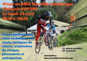 Stage 24.04.17 Thibault